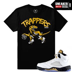 T shirts matching Olympic 5 Jordans