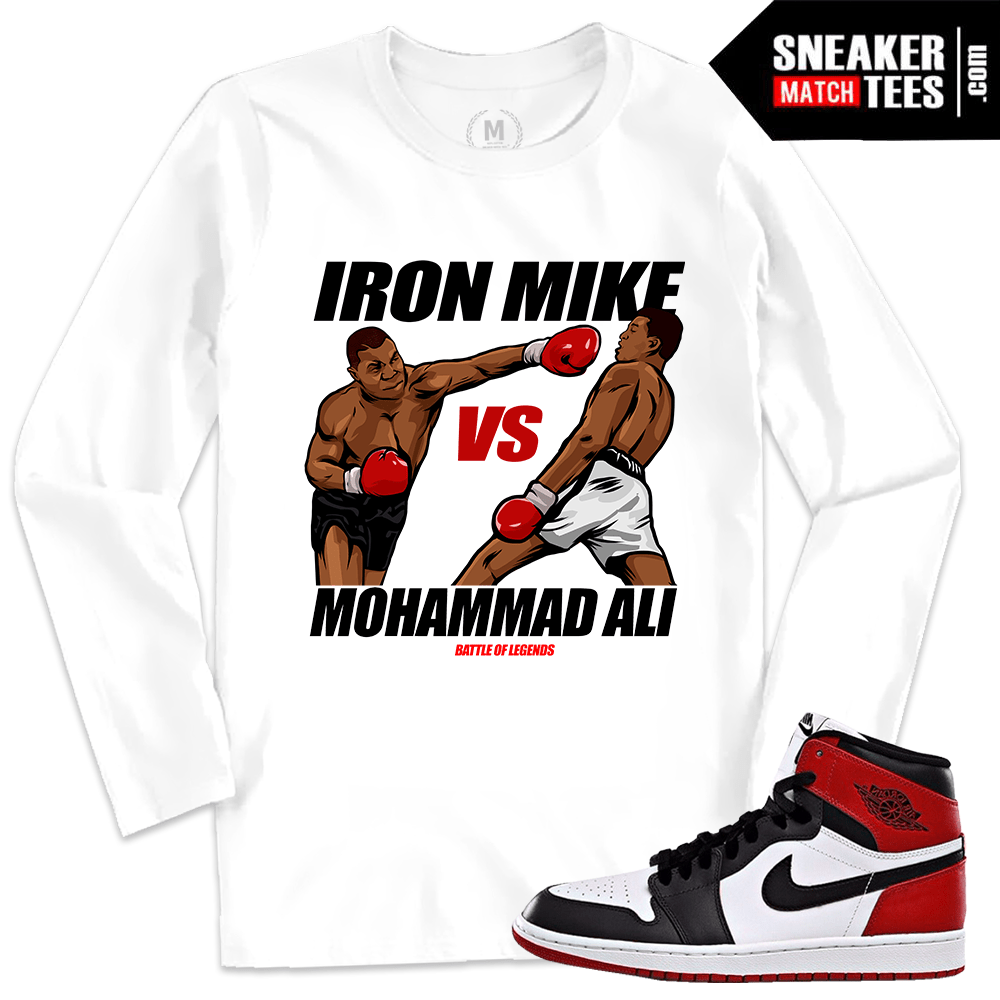 90cc77522f33 Black Toe 1 Jordan T shirt