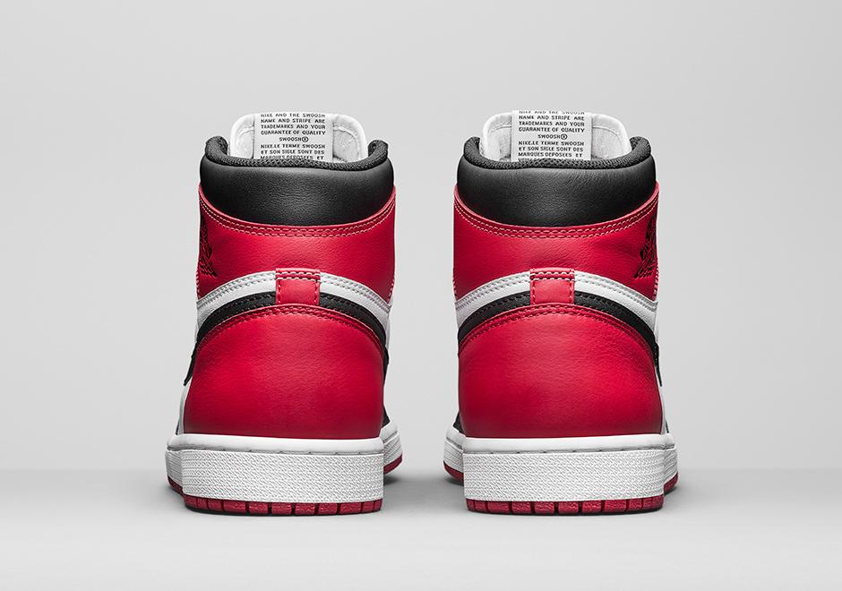 cb9bffed5d4a98 Jordan 1 Black Toe OG Release Date Nov 5