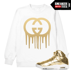 Jordan 6 Pinnacle Crewneck Sweatshirt White
