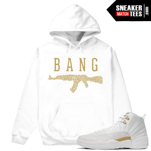 OVO 12 Jordan Sweatshirt Match Sneakers