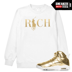 Pinnacle 6s Match Sweatshirt Crewneck