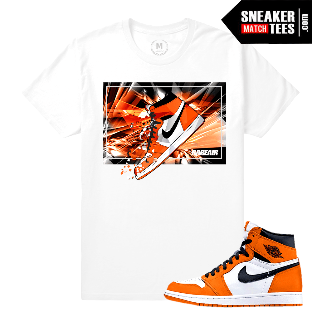 Shattered Backboard 1s Matching Sneaker Tee
