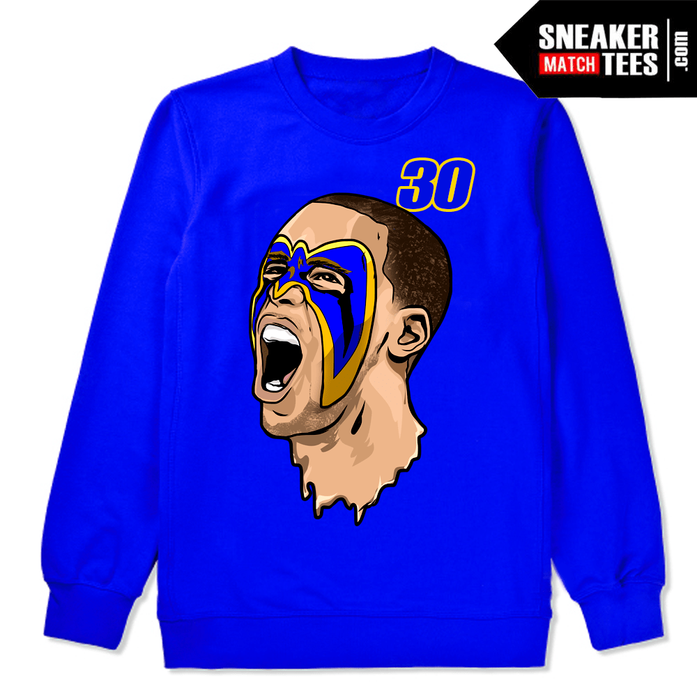 Steph Curry Warriors Sweatshirt
