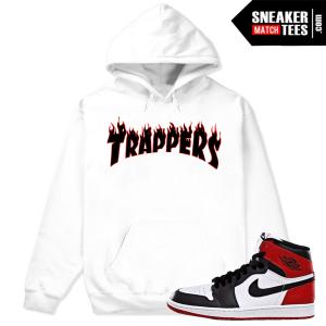 Black Toe Jordan 1 Hoodie