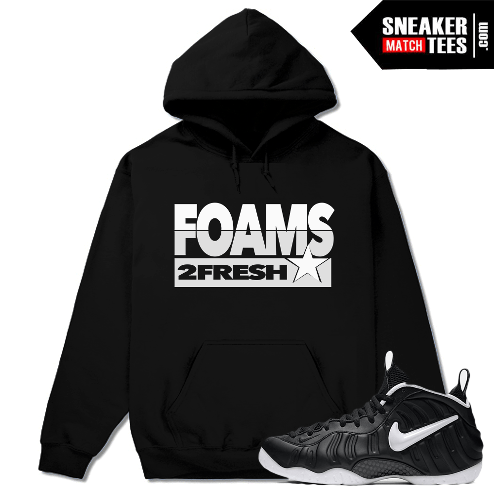 quality design fed93 54feb Match Dr Doom Foams | Foams Too Fresh | Black Hoodie