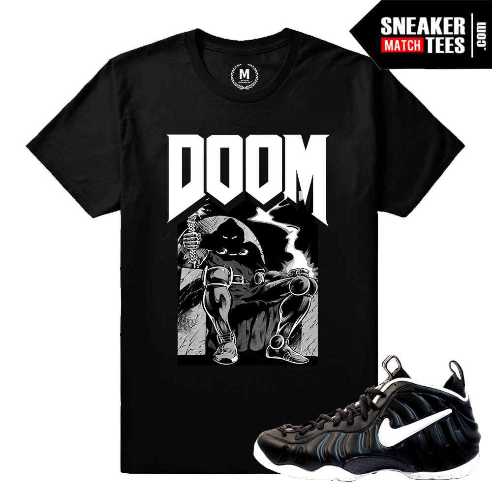 big sale 60124 6fb31 Dr Doom Foams Tee Shirt Match