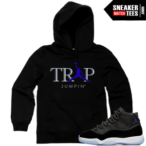 Space Jam 11 Hoodie Match