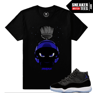 Space Jam 11 Matching Sneaker T shirt