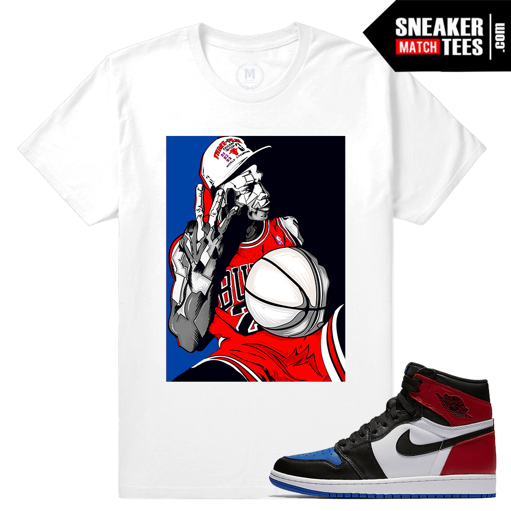 a1aa833879db Top 3 Jordan Retro 1 Matching T shirt