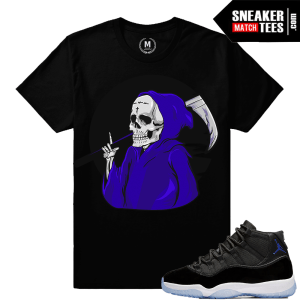 Shirt Match Jordan Space Jam 11s