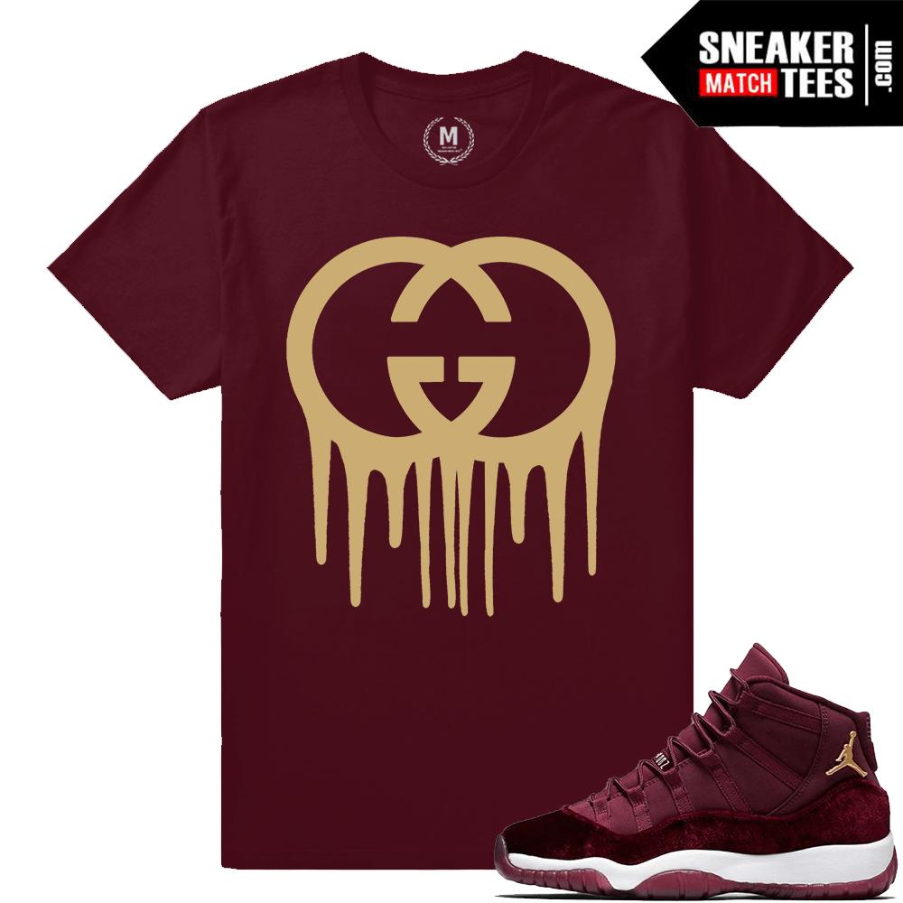 shirts matching Velvet 11 Jordan Retro Sneaker  7c2f6f8aa