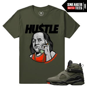 T shirts Match Jordan 8 Take Flight