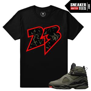 Jordan 8 Take Flight Sneaker shirt tees