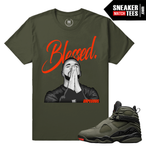 Sneaker Match Shirts Jordan 8 Take Flight