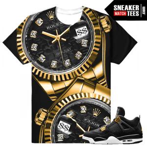Sneaker Match Tees Royalty 4 Jordan
