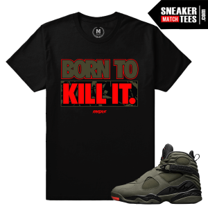 Sneaker shirts Take Flight 8 Match
