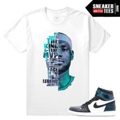 Air Jordan 1 All Star Chameleon T shirt