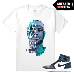 Air Jordan 1 All Star Chameleon T shirt