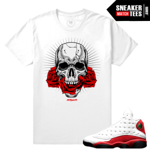 Air Jordan 13 Match T shirts
