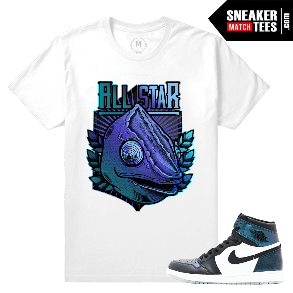 ff03b58c4e2b Jordan 1 All Star Chameleon Tee Shirt