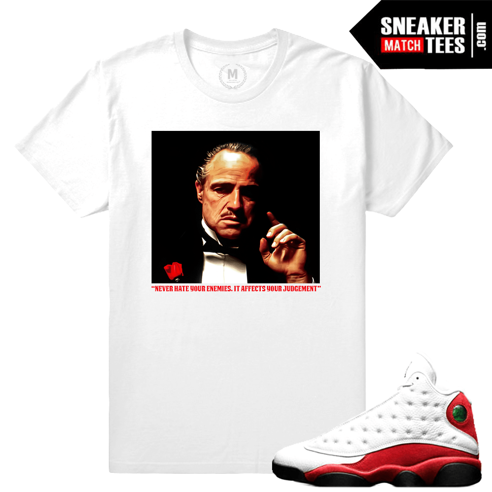 Matching Shirts Chicago 13 Air Jordan