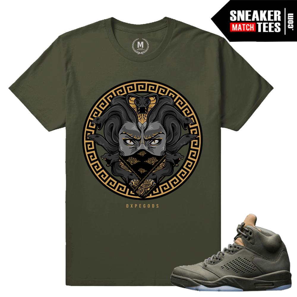 huge discount 587cb daaf5 Sneaker Tees Matching Take Flight Jordan Retro 5
