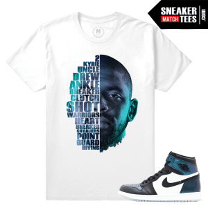 Sneaker tee Air Jordan 1 All Star Chameleon