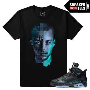 Steph Curry All Star 6s T shirt
