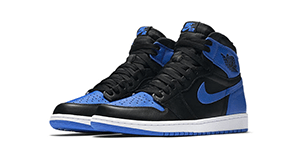 Air Jordan 1 Royal OG Shirts Match Sneakers