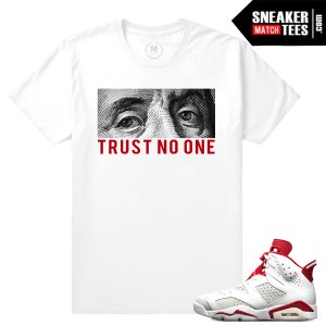 Jordan 6 sneaker shirt