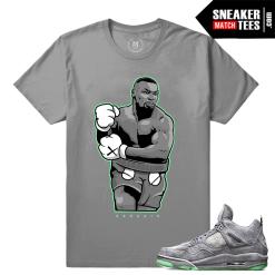 Kaws 4s Jordan T shirt Match