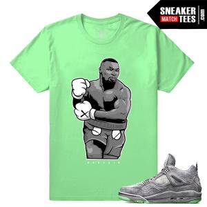 Match T shirt Kaws 4 Jordan
