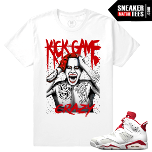 Shirts Jordan 6 Alternate Match