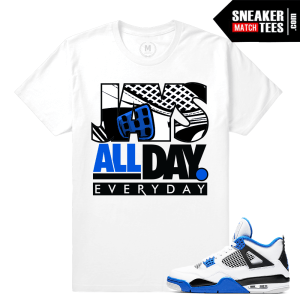 Shirts Match Motorsport 4s