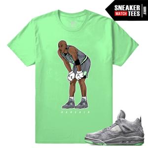 Sneaker Shirts Kaws 4 Jordan