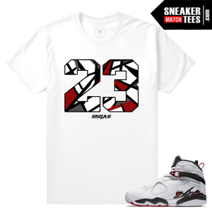 Sneaker tee Air Jordan 8 Alternate
