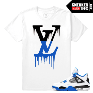 T shirt Jordan 4 Motorsport Match tees