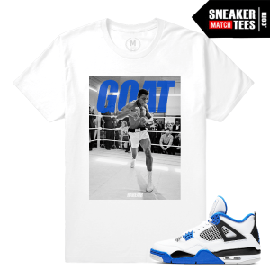T shirts Motorsport 4s Retro Jordans