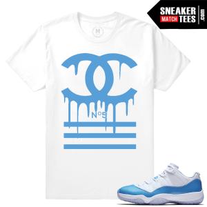 Air Jordan 11 UNC T shirt
