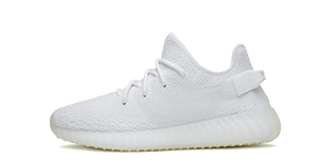 Yeezy Boost 350 V2 Cream White Match Sneaker Tees