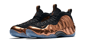 23489a0469f48e Nike Foamposite Copper Match Sneaker Tee Shirts