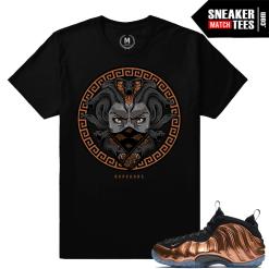 Matching T shirts Copper Foams