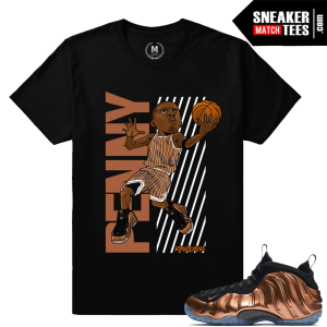 Nike Foams Copper t shirt Match