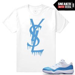 Shirt Air Jordan 11 University Blue