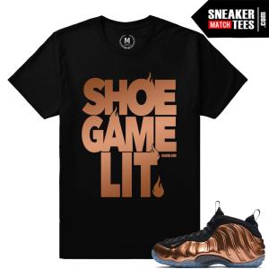 Shirt Match Copper Foams Nike