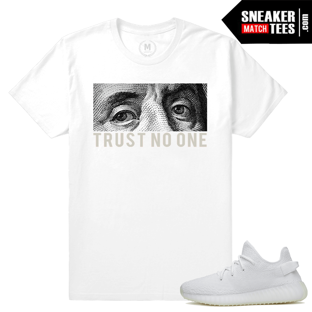 f87a9ec2d1a Shirts Match Yeezy Boost 350 V2 White | Sneaker Match Tees