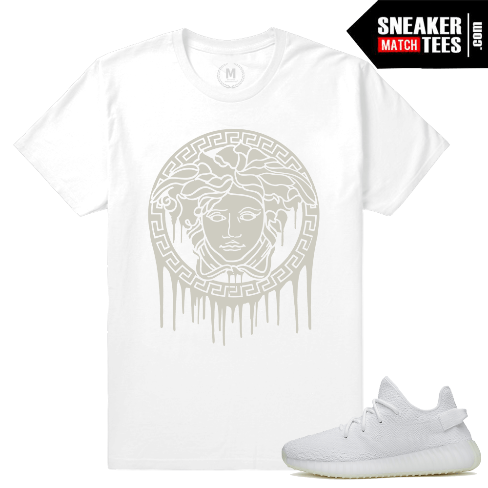 Shirts Match Yeezy Boost White Cream