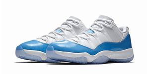 5f9037295f2 Air Jordan 11 UNC Lows Match Sneaker Tee Shirts