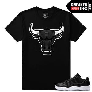 Air Jordan 11 Barons Match T shirt
